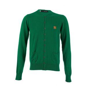 DSQUARED2 Dsquared Cashmere Crest Cardigan