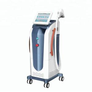 MBT-Honor Ice alexandrite laser  mixed wavelength diode laser 808nm 755nm diode laser hair removal machine