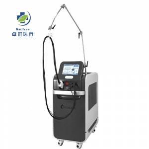 2019 Professional equipment alexandrite 755nm laser candela gentlelase price for hair removal