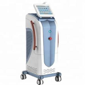 MBT LASER Manufacture painless 808 diode laser hair removal / alexandrite 755nm laser / nd yag 1064 laser For Salon Use