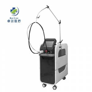Best Product hair removal machine long pulse ND YAG laser 1064 nm Alexandrite 755nm laser