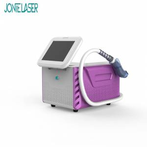2018 Laser high quality808 fiber optic laser hair removal machine