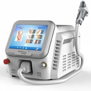 MBT Portable diode laser hair removal professional 808nm diode laser hair removal machine