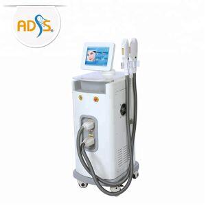 Permanent hair removal Professional IPL SHR, ipl shr handpieces, ipl shr hair removal machines with APT lamp