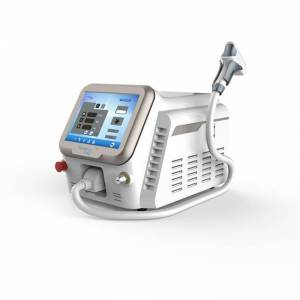 MBT 808nm Diode Laser Hair Removal Machine