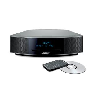 Bose Wave® music system IV—Refurbished Platinum Silver