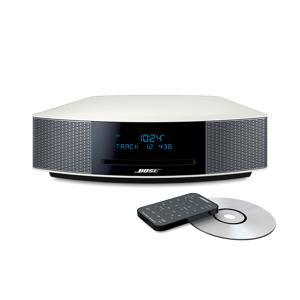 Bose Wave® music system IV—Refurbished Arctic White