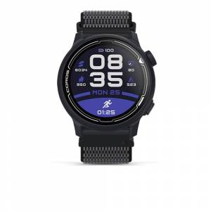 Coros Pace 2 Premium GPS Sport Watch (Nylon Strap) - SS21  - Coros - Size: One