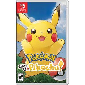 Nintendo Pokémon: Let's Go, Pikachu! Basic Nintendo Switch