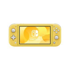"Nintendo Switch Lite portable game console Yellow 14 cm (5.5"")..."