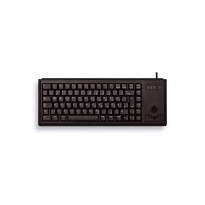 CHERRY G84-4400 keyboard PS/2 QWERTZ German Black