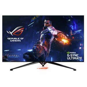 "ASUS PG65UQ 163.8 cm (64.5"") 3840 x 2160 pixels 4K Ultra HD LED Black"
