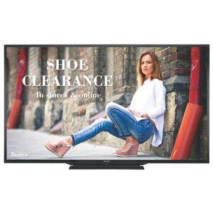 "Sharp PN-Q901 signage display 2.29 m (90"") LCD Full HD Digital..."