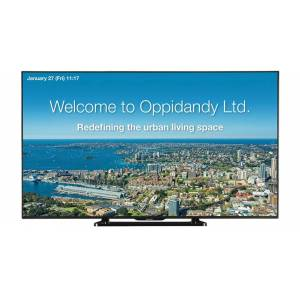 "Sharp PNQ601K signage display 152.4 cm (60"") LCD Full HD Digital..."