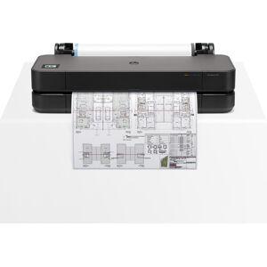 HP Designjet T250 large format printer Wi-Fi Thermal inkjet Colour...