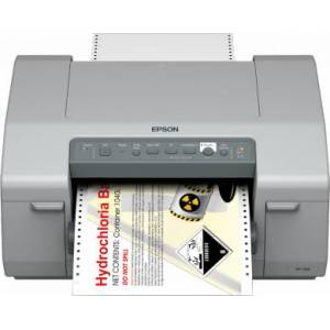 Epson GP-C831 label printer Inkjet Colour 5760 x 1440 DPI Wired