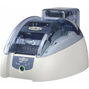 Evolis Tattoo2 RW plastic card printer 300 x 300 DPI