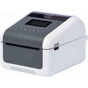 Brother TD4550 direct thermal printer Wifi,BT,Eth,USB,USB...