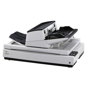 Fujitsu fi-7700 Flatbed & ADF scanner 600 x 600 DPI A3 Black, White