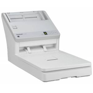 Panasonic KV-SL3056 Flatbed & ADF scanner White A4