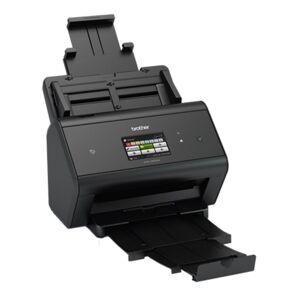 Brother ADS-3600W scanner 600 x 600 DPI ADF scanner Black A3