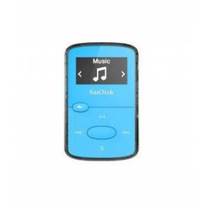 Sandisk SDMX26-008G-G46B MP3/MP4 player MP3 player Blue 8 GB
