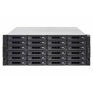 QNAP TVS-2472XU-RP-i5-8G 384TB 24x16TB Seagate Exos 24 Bay NAS...
