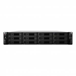 Synology SA SA3400 D-1541 Ethernet LAN Rack (2U) Black NAS