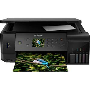 Epson EcoTank ET-7700 Inkjet Printer - Black