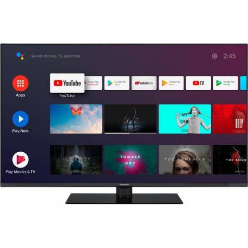 Panasonic Led Tv in Black