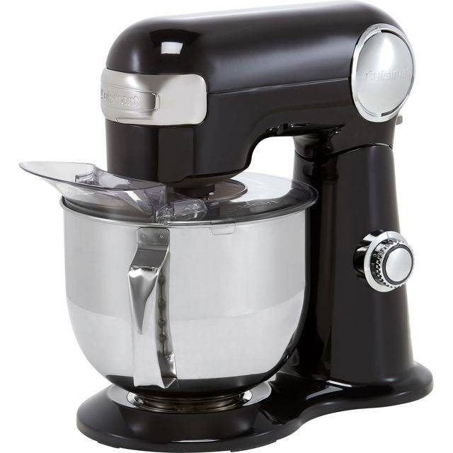 Cuisinart SM50BU Stand Mixer with 5.2L Litre Bowl - Black