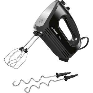 Bosch MFQ2420BGB Hand Mixer with 4 Accessories - Black