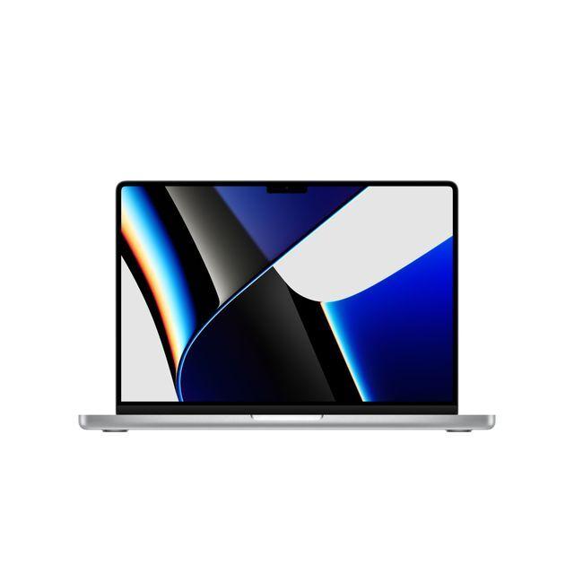 """Apple 14"""" MacBook Pro, M1 Pro [2021] - 1TB SSD - Silver"""