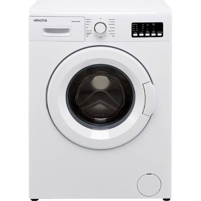 Electra W1462CF2WE 10Kg Washing Machine with 1400 rpm - White - D Rated
