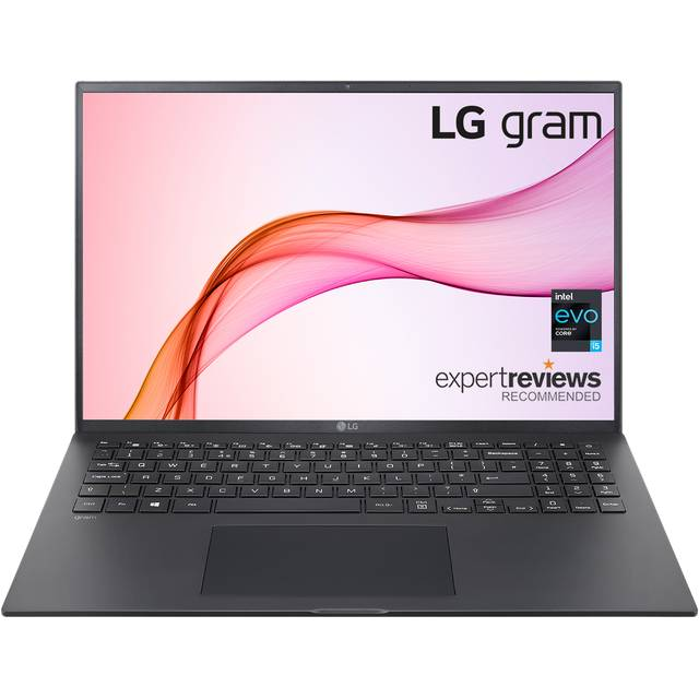 "LG Gram 16"" Laptop - Black"