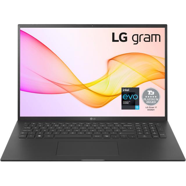 "LG Gram 17"" Laptop - Black"