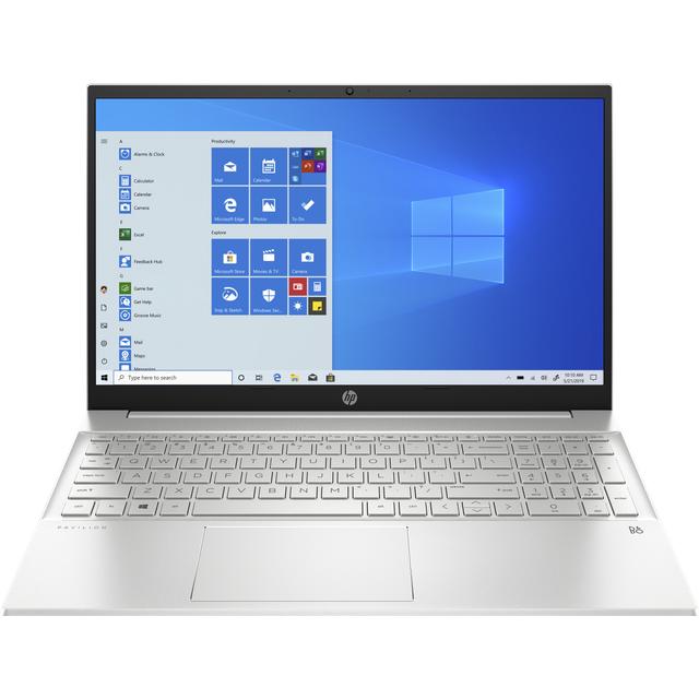 """HP 15.6"""" Laptop - Silver"""