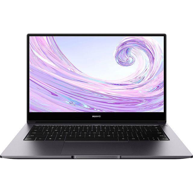 """HUAWEI MateBook D 14"""" Laptop - Silver"""