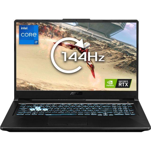 """Asus 17.3"""" Laptop - Black"""