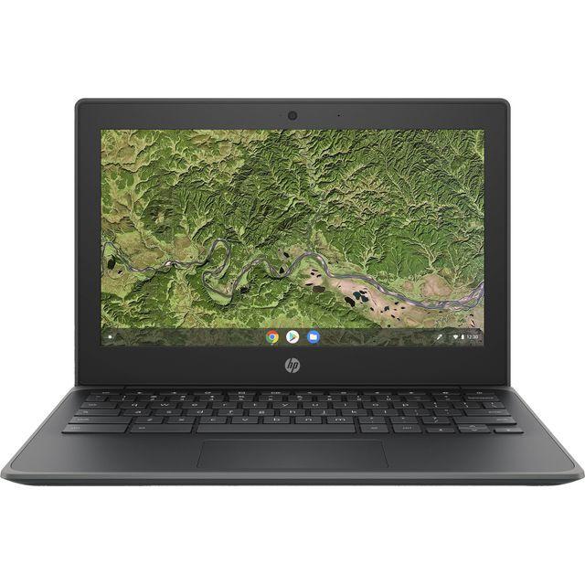 "HP 11.6"" Chromebook Laptop - Black"