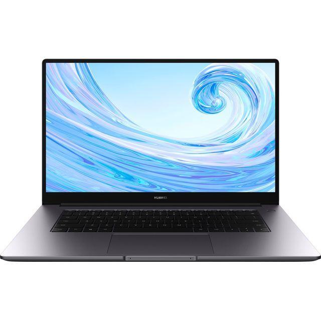 """HUAWEI 15.6"""" Laptop - Silver"""