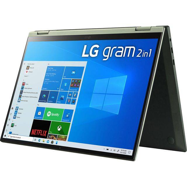 "LG Gram 14"" Laptop - Green"