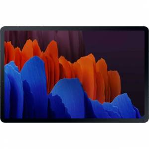 "Samsung Tab S7+ 12.4"" 128GB Tablet - Mystic Black"