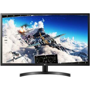 "LG 32ML600M Full HD 31.5"" 75Hz Monitor - Matte Black"
