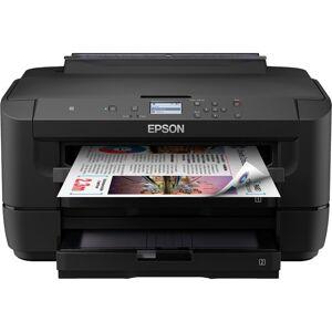 Epson WorkForce WF-7210DTW Inkjet Printer - Black