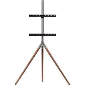 One For All WM7471 TV Stand - Walnut and Grey
