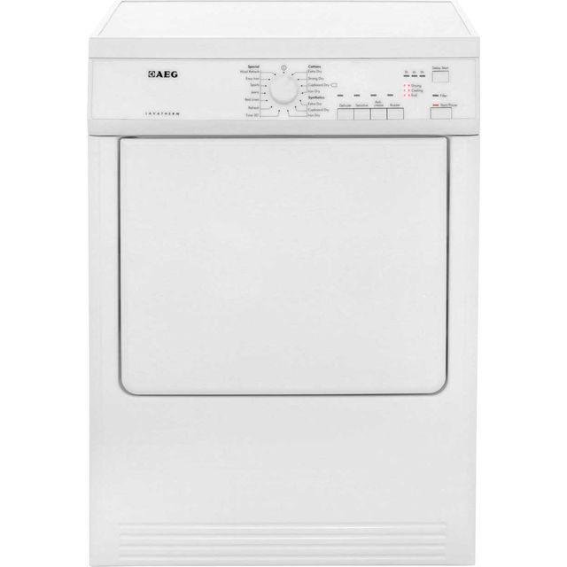 AEG T65170AV 7Kg Vented Tumble Dryer - White - C Rated