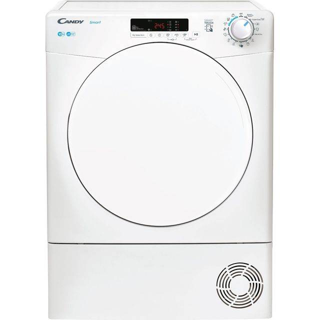 Candy CSEC10DF 10Kg Condenser Tumble Dryer - White - B Rated