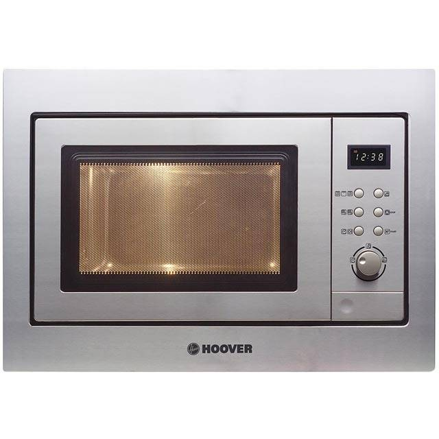 Hoover H-MICROWAVE 100 HMG171X Built In Microwave With Grill - Stainless Steel