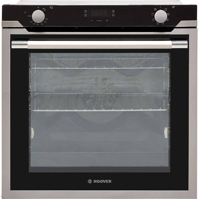 Hoover H-OVEN 500 HOAZ7150IN/E Built In Electric Single Oven - Stainless Steel - A Rated